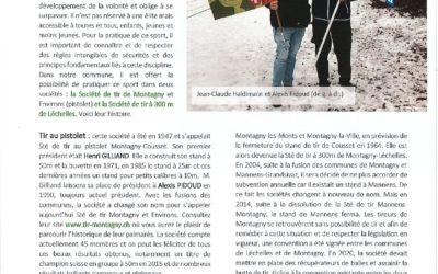 Bulletin communal Montagny, janvier 2021